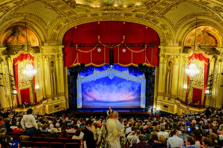 boston opera house boston theatre