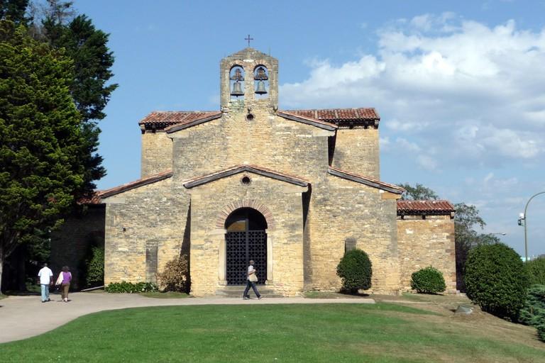 Iglesia San Julián de los Prados, Oviedo