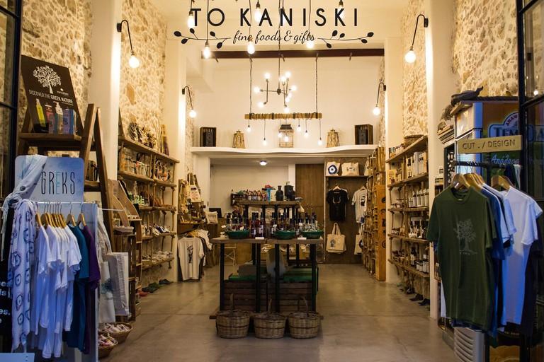 To Kaniski, in Kissamos, Crete