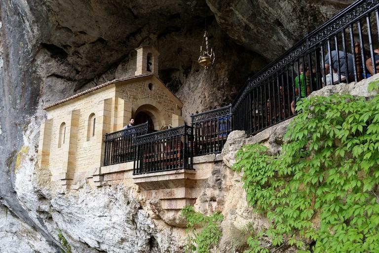 Santa Cueva de Covadonga, Asturias