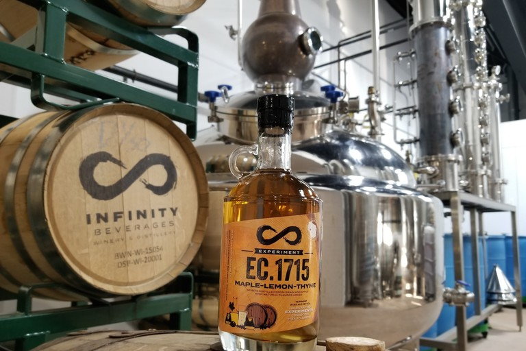 Infinity Beverages Winery and Distillery | © Courtesy of Infinity Beverages