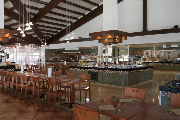 Sol Falco buffet restaurant