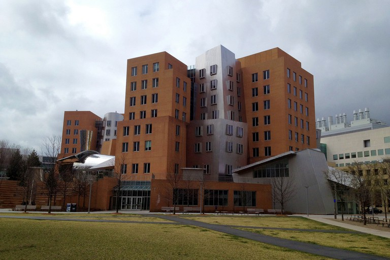 stata center MIT cambridge sightseeing