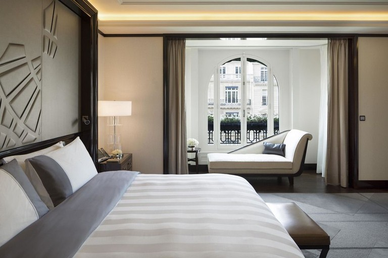 The Peninsula Paris has been endowed with the prestigious palace distinction