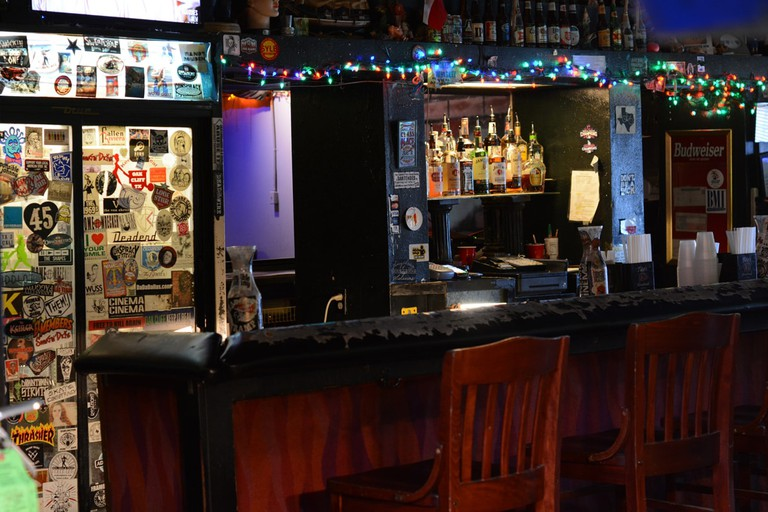 Tradewinds Social Club is a dive bar in Oak Cliff that sometimes offers live performances