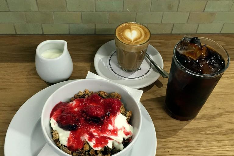 Allpress Breakfast