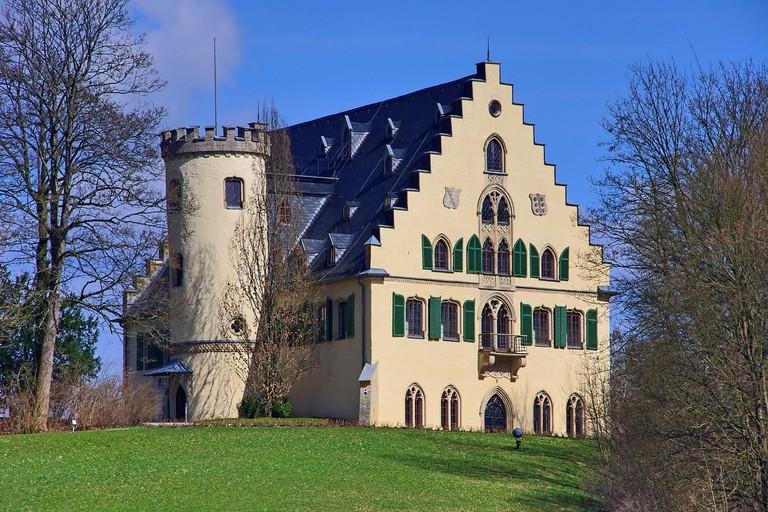 Rosenau palace