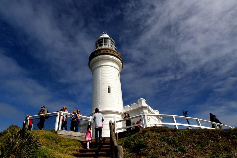 Cape Byron Lighthouse © Bernard Spragg / Flickr