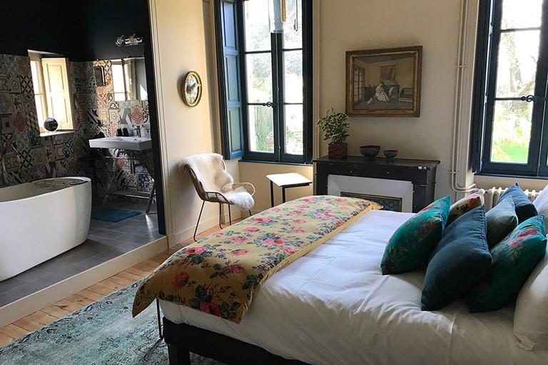 Chambre 122 Villa Cambette