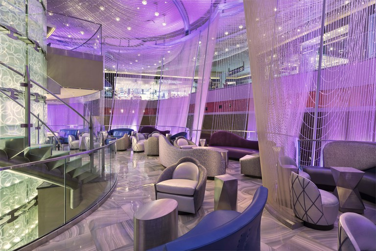 Chandelier Bar