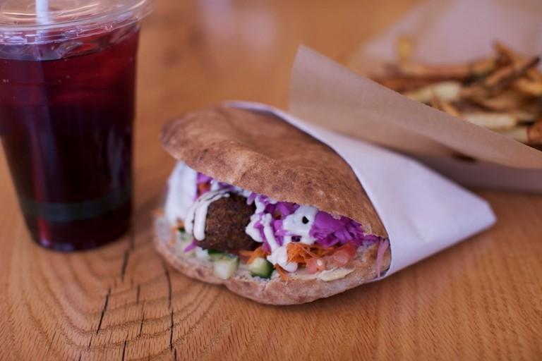 Clover Food Labs Best Vegetarian Restaurants Cambridge MA