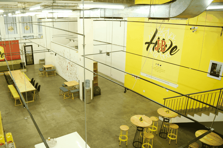 Co working spaces in Joburg_J&B Hive-min