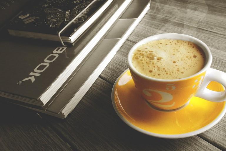 baños coffee