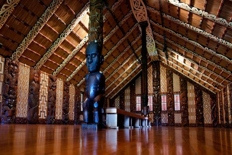 Waitangi Treaty Grounds Paihia