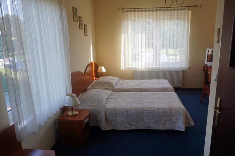 Hotel Bachus   Courtesy of Hotel Bachus