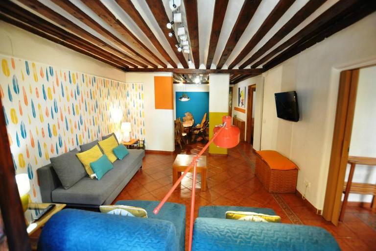 Apartment in historic Madrid