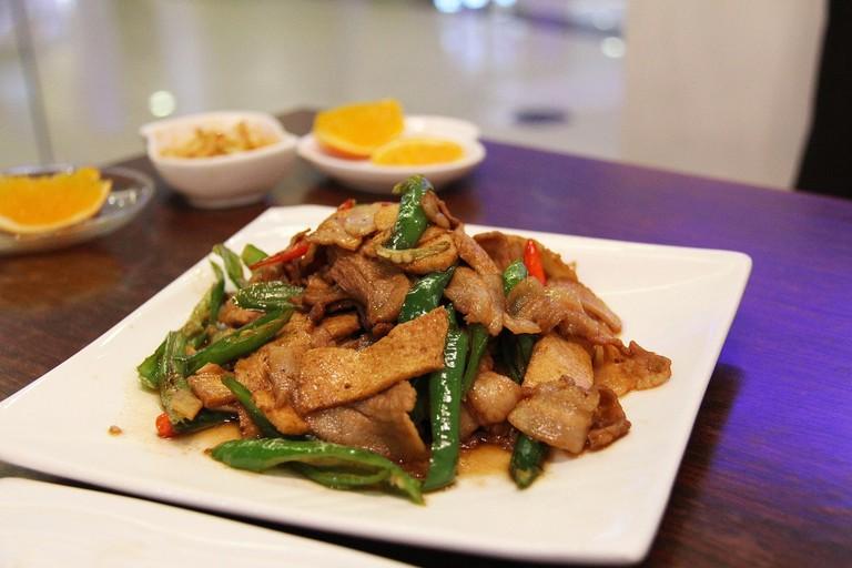 Sechuan cuisine