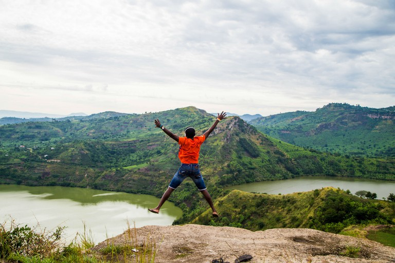 Fort Portal Crater Lakes