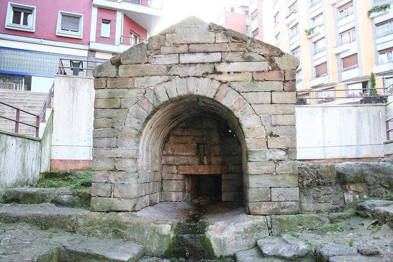 Fuente de Foncalada, Oviedo