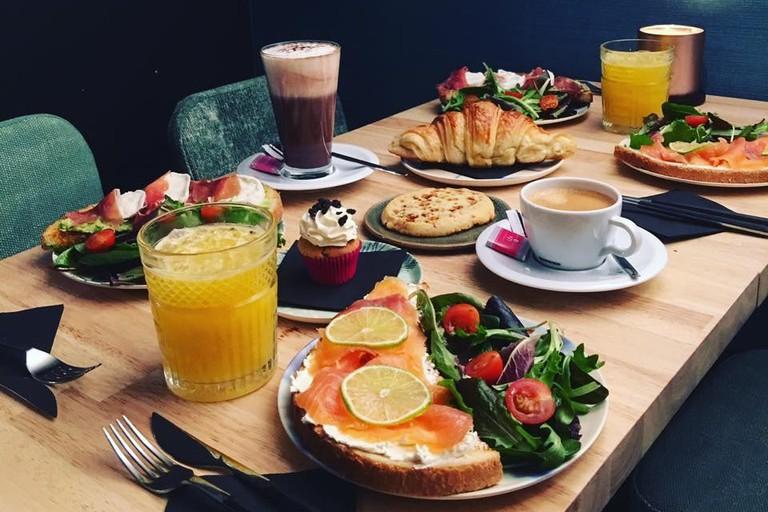 ginette breakfast