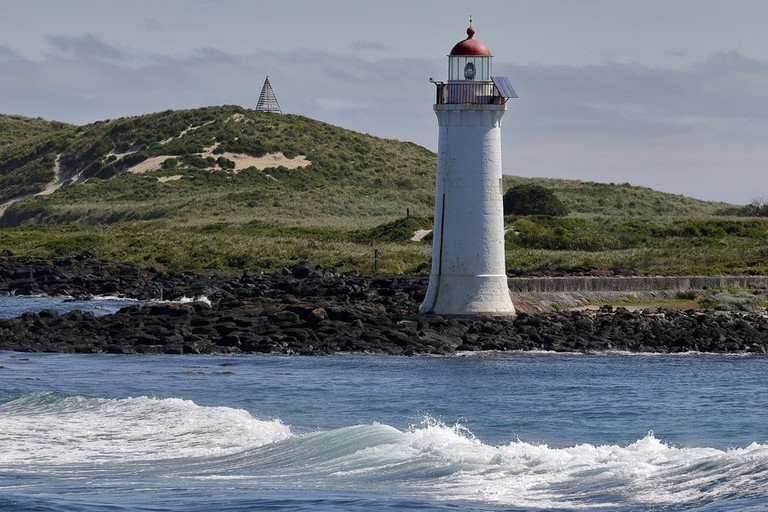 Griffiths Island Lighthouse © Ed Dunens / Flickr