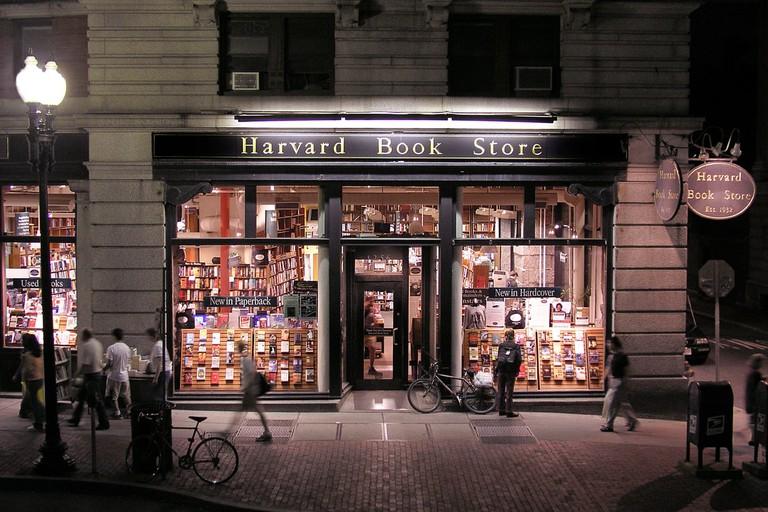 Harvard Best Independent Book Stores Cambridge MA