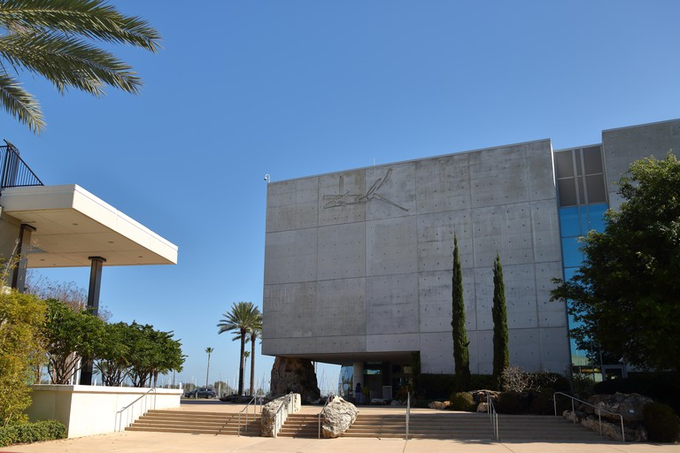 The Salvador Dali museum in St.Petersburg, Florida.