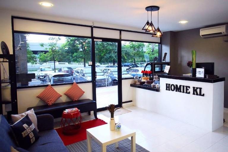 Homie KL Hostel