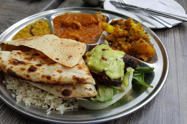 https://pixabay.com/en/india-food-indian-meal-2731817/