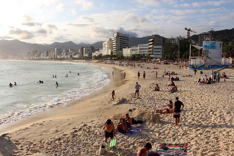 organic restaurants Rio de Janeiro
