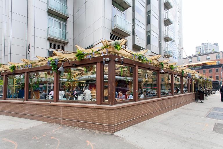 The Chester Eatery Bar, New York.
