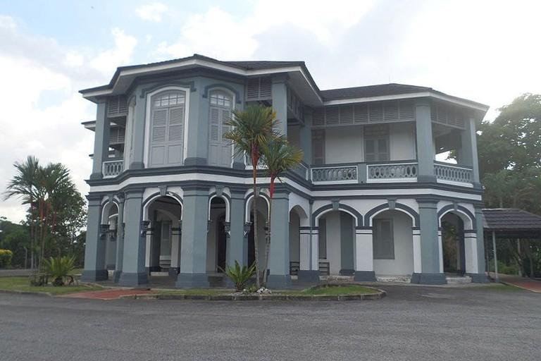 Exterior of Johor Art Gallery