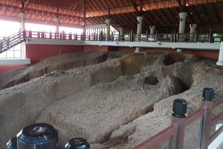 Mae Nam Noi Kilns