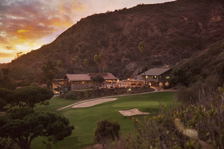 The Ranch at Laguna Beach is surrounded by nature.