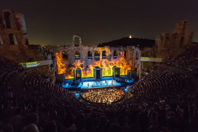 Nabucco - Odeon of Herodes Atticus