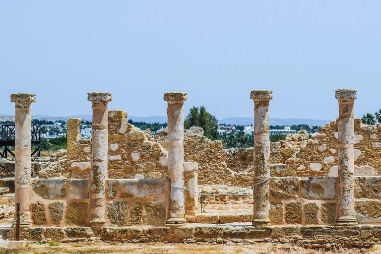 Pillars Paphos Park