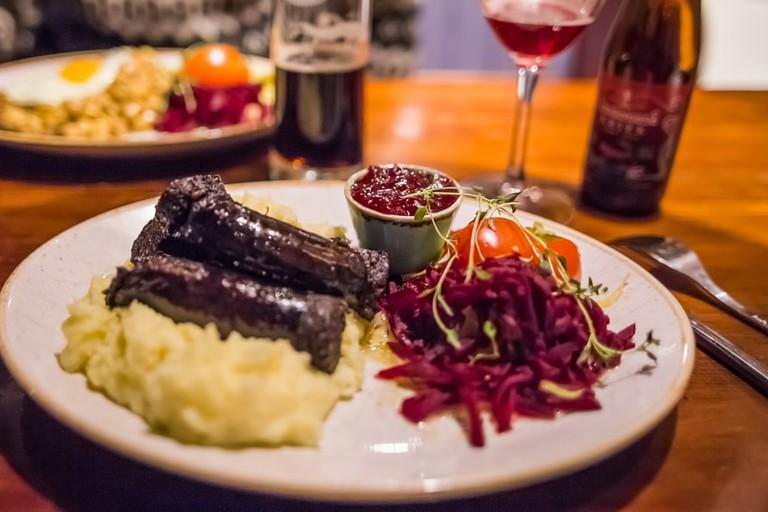 Plevna Brewery Pub & Restaurant in Tampere.