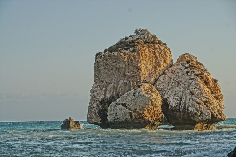 Aphrodite rock