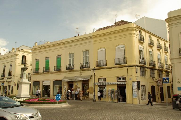 Plaza España, Ronda