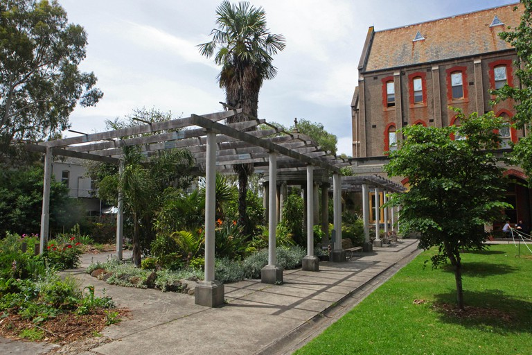 Visit Australia.  Scenics and views of Australia.  Melbourne's  the Abbotsford Convent – with its 11 historic buildings and gardens.