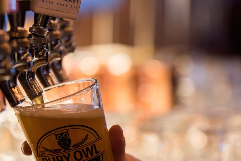 The Ruby Owl Tap Room | © Courtesy of The Ruby Owl Tap Room