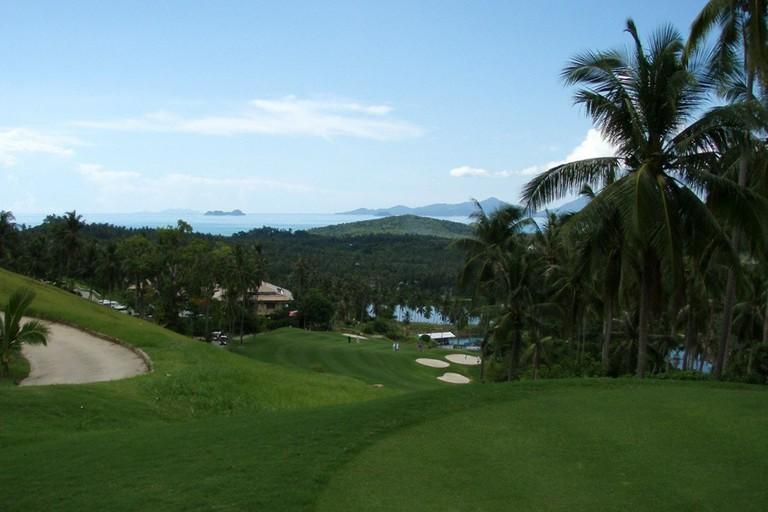 Santiburi Golf