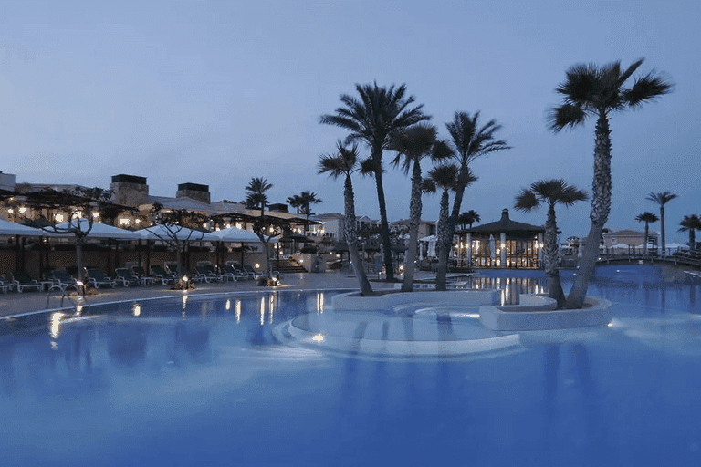 Pool at the Insotel Punta Prima Resort & Spa