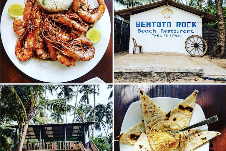 Bentota Rock Beach Restaurant