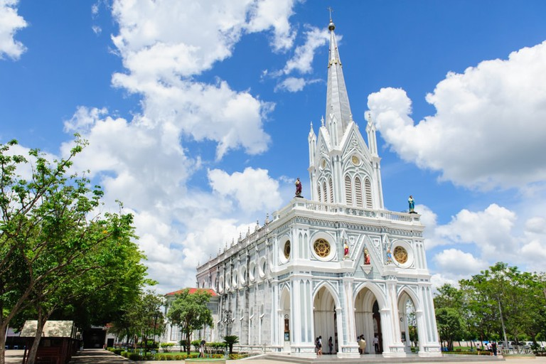The Nativity of Our Lady Cathedral, Bang Nok Khwaek, Thailand