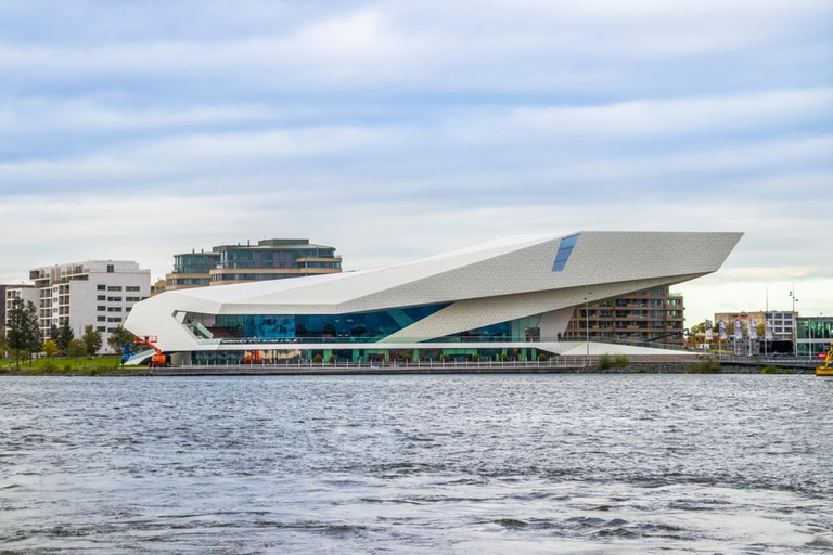 EYE Film Institute, Amsterdam, the Netherlands