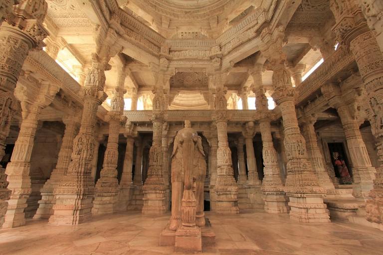 Dilwara Jain Temple | © Ozphotoguy/Shutterstock