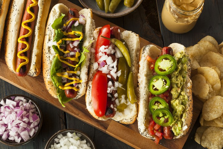 Hots Dogs | © Brent Hofacker/Shutterstock