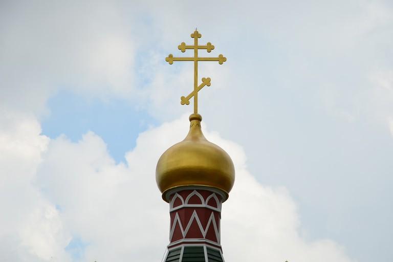 St. Nicholas Chapel in Bangkok, Thailand