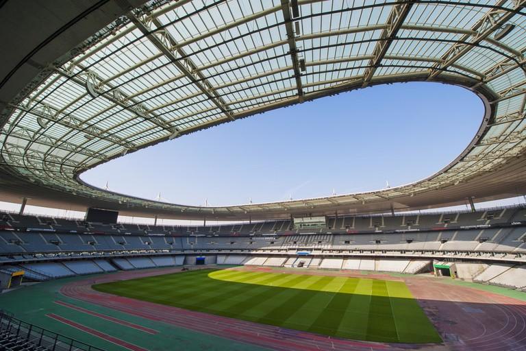 Stade de France view | © Yuri Turkov/Shutterstock